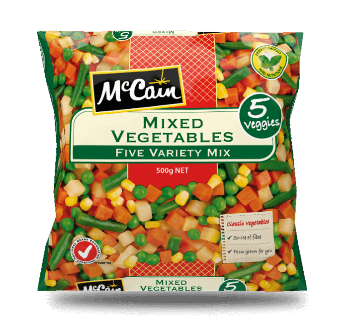 Are Frozen Veggies Less Healthy Than Fresh The Wellness