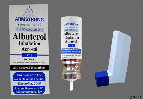 Secrets about albuterol for asthma the wellness chronicle